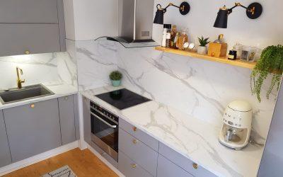 Muutoskohde 26 – Näyttävää marmoria
