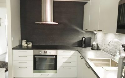 Muutoskohde 7 – Rauhallinen uusi keittiö